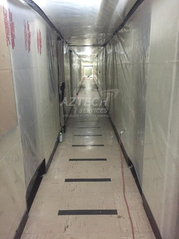 Industrial Asbestos Removal - Aztech Services Australia ...